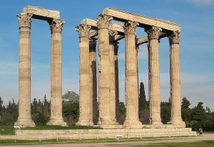 Temple of Zeus photo by Andreas Trepte (www.photo-natur.de)
